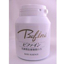 ビファイン 150粒入ー 乳酸菌生産物質の力