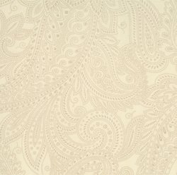 Moda Puzzle Pieces Paisley Natural Sold in 1/2 Yard Increments