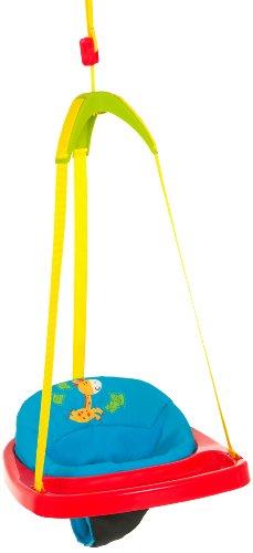 Hauck-64506-Jump-Jungle-Fun-Trhopser-blau-rot-gelbes-Aufhngeband