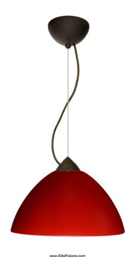 Besa Lighting 1KX-420231-BR Porto Cable Large Pendant