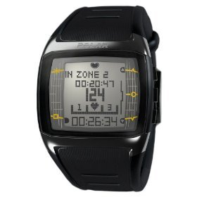 Cheap Polar FT60 Women's Heart Rate Monitor Watch (Black) XS/SM (B002RBJLS2)