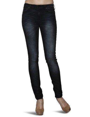 Lee Scarlett Skinny Women's Jeans Midnight Rider W32in x L31in