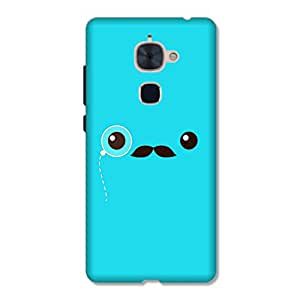 OVERSHADOW DESIGNER PRINTED BACK CASE COVER FOR LeEco Le 2