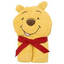 Imagen de Toalla encapuchada del bebé Pooh ~