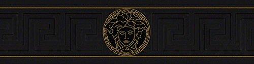 versace-home-bordure-greek-schwarz-goldfarben-fein-strukturiert-glatt