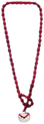Carnelian Couture necklace