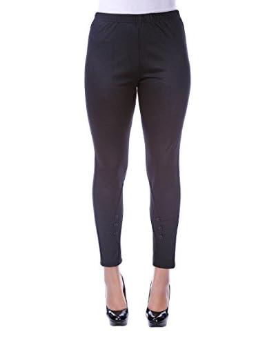 Special Big Size Pantalone [Nero]