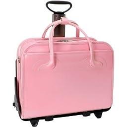 McKleinUSA Willowbrook W Series 94989 Detachable-Wheeled Ladies\' Briefcase - Briefcase - Shoulder Strap, Hand Strap, Handle17\