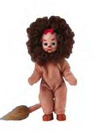 Madame Alexander Mcdonalds Happy Meal Toy Cowardly Lion 2007