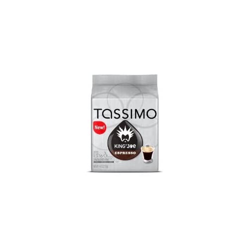 Tassimo King of Joe Espresso (Pack of 2) sale off 2015