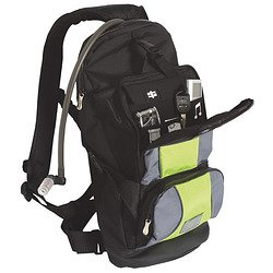 Lezyne Power Pack Hydration Pack Black/Gray
