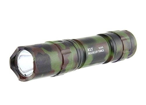 Klt Sa-345 0.5W 80Lm Mini Led Flashlight (Black)