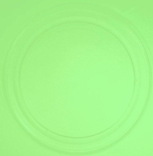 Mikrowellenteller / Drehteller / Glasteller für Mikrowelle # ersetzt Philips Mikrowellenteller # Durchmesser Ø 36 cm / 360 mm # Ersatzteller # Ersatzteil für die Mikrowelle # Ersatz-Drehteller # OHNE Drehring # OHNE Drehkreuz # OHNE Mitnehmer