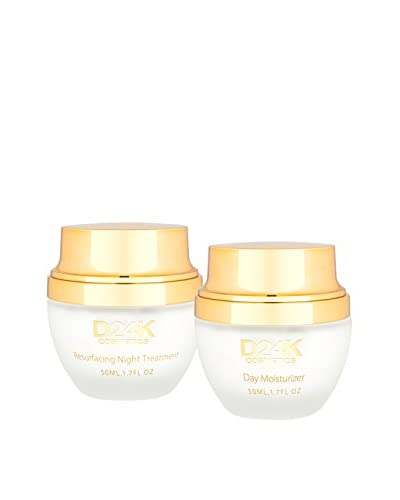 D'or 24 K Gold Luxury Skincare Women's DOR24-SPF/NC Skin Care Day to Night – SPF Cream, 1.7 fl oz