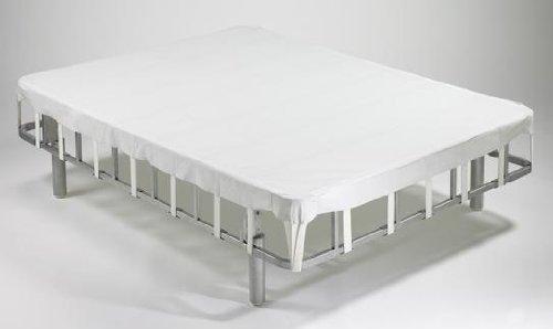 Steel Mattress Foundation Size: Full front-144461