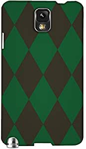 Timpax protective Armor Hard Bumper Back Case Cover. Multicolor printed on 3 Dimensional case with latest & finest graphic design art. Compatible with Samsung Galaxy Note 3 / N9000 Design No : TDZ-22164