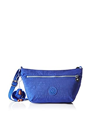 Kipling Bandolera Aleria (Azul Royal)