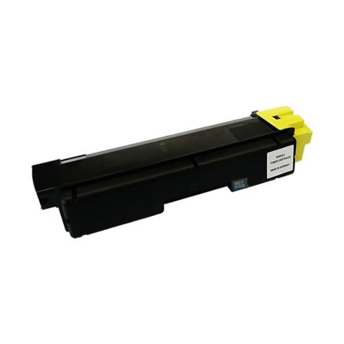 Do it Wiser ® Compatible Yellow Toner for Kyocera FS-C5150DN FS-C5150 FSC5150DN FSC5150 - TK-582Y TK582Y TK582 - Yield 2,800 Pages