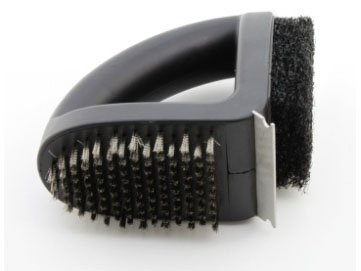 3 in 1 BBQ Cleaner Brush by Outback