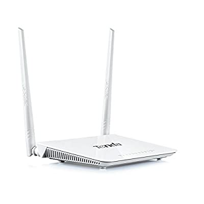 Tenda D301 300Mbps ADSL2+Wireless multifunction routers, switches, USB multifunction machine with 2 5dbi external antenna,2.4ghz,Supports IP QoS