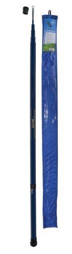 In The Breeze Heavy Duty Telescoping Pole With Fabric Bag, 16-Feet Size: 16-Feet Outdoor/Garden/Yard Maintenance (Patio & Lawn Upkeep)