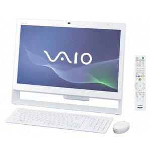 ソニー(VAIO) VAIO Jシリーズ (Win7HomePremium 64bit/Office2010) ホワイト VPCJ218FJ/W