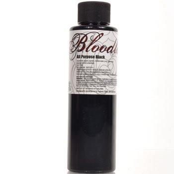 Skin Candy tattoo ink, all purpose black,1oz.