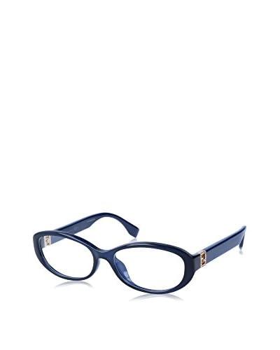 Fendi Gestell Ff 0070/F (53 mm) blau