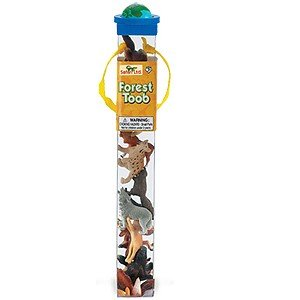 Safari Ltd Wild Safari North American Wildlife TOOB With 12