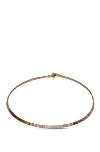 Dual Herringbone Chain