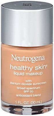 Neutrogena Healthy Skin Liquid Makeup, Buff 1 fl oz