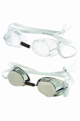 Speedo Original Swedish Swim-Swimming Goggles 2-Pack-Set