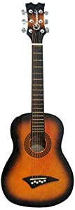 Granada Prs 9 Acoustic Guitar for Kids, Vintage Sunburst available at Amazon for Rs.3750