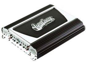 West Coast Customs 600-Watt 4-Channel Amplifier - WCC-6004