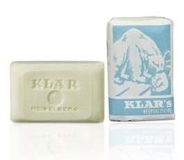 KLAR クラー クラシックソープ シーソルト