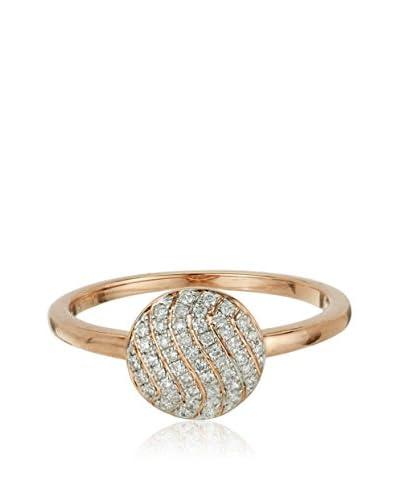 Bentelli Anillo 9K Gold 0.17Ct Diamonds