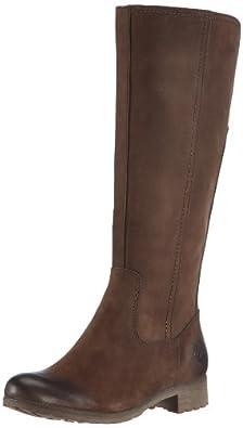 (大促)Timberland天木兰女子普特南高筒靴Putnam Knee-High Boot 双色折后$74.18