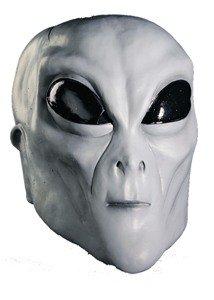 Alien Grey Mask Accessory
