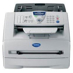 Brother - Fax (Laser, 14,4 Kbit/s, 14 cpm, 99 copias, 250 hojas, 20 hojas)