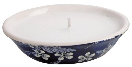 Fallen Fruits Blossom Candle Bowl Small