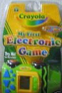 Buy Crayola, My First Electronic Game