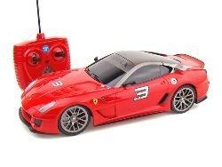 Official Licensed Ferrari 599xx Radio Control Sports Car by XQ_RADIO CONTROL
