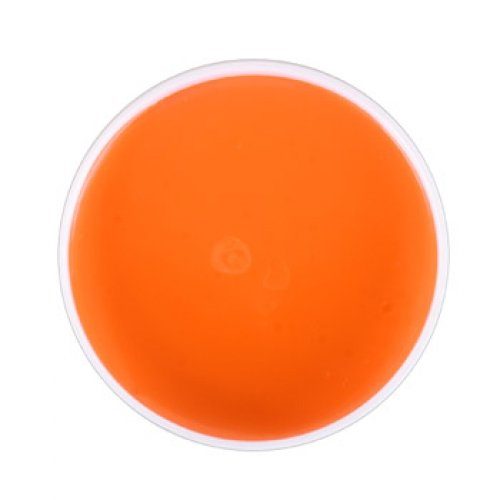 COLOR CUP CARDED ORANGE