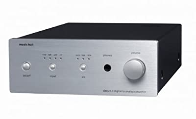 Music Hall 25.3 digital to analog converter - Black
