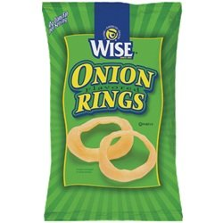 Amazon.com: Wise Onion Rings, .5-Oz Bags (Pack of 72)