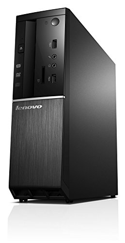 Lenovo Ideacentre 300S-08IHH - Ordenador de sobremesa (Intel core i3 4170, 4 GB de RAM, 500 GB, Intel HD Graphics 4400, Windows 10 Home), negro