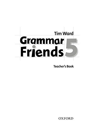 Grammar Friends 5: Teacher's Book