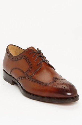 Мужские кожаные закрытые туфли