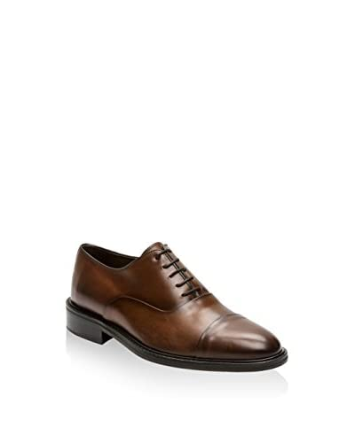 Ortiz & Reed Zapatos Oxford Benett Marrón