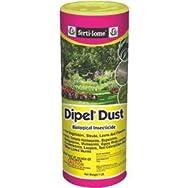 VPG Fertilome 10586 Dipel Garden Dust-1LB DIPEL DUST